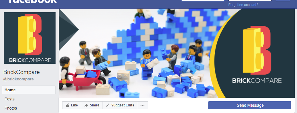 BrickCompare Facebook